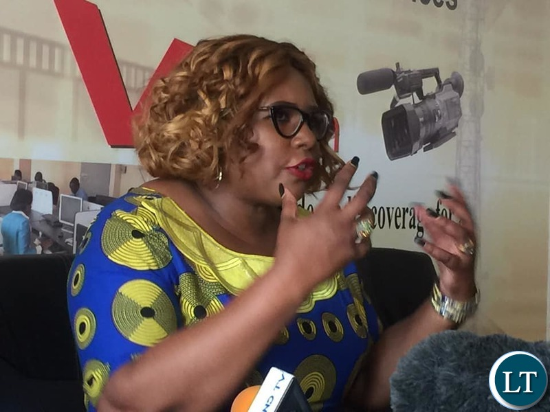 Chief government spokesperson Hon. Dora Siliya has expressed disappointment at opposition UPND leader Hakainde Hichilema who has attempted to trivialize the declaration of 25th October as a Public Holiday. On Wednesday morning, UPND leader Hakainde Hichilema in his usual way of doing things took to twitter and Facebook to Create memes in an attempt to disregard President Lungu's declaration.