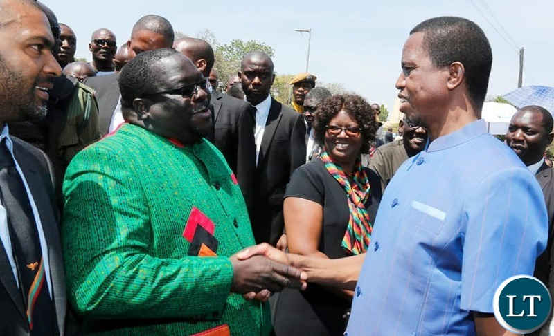 The 55th Independence Anniversary National Day Of Zambia