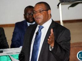 Bank of Zambia Governor Dr. Denny Kalyalya