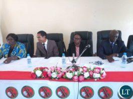 ELECTORAL Commission of Zambia (ECZ)
