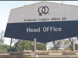 KCM's CHINGOLA ACID PLANT SHUTDOWN