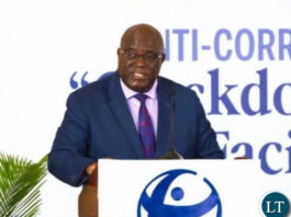 Transparency International Vice Chairman Reuben Lifuka