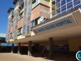 UTH's Cancer disease Hospital in Lusaka