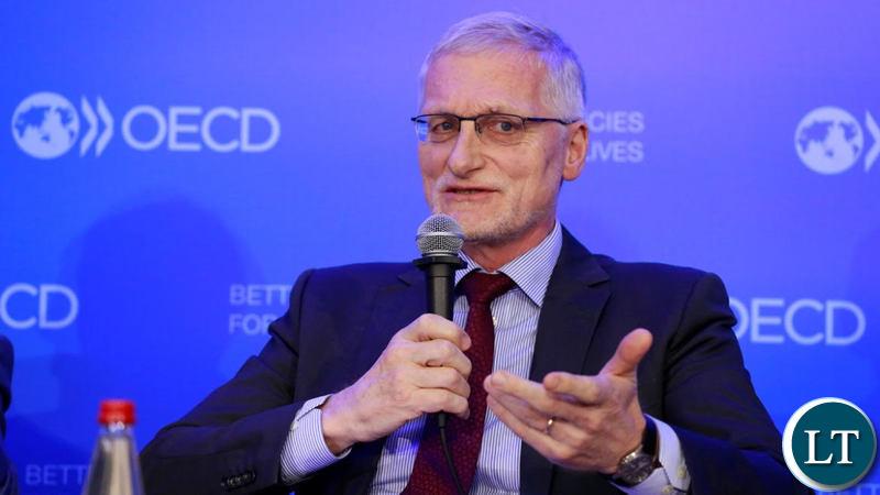 Director General of the Norwegian Agency for Development Cooperation Jon Lomøy