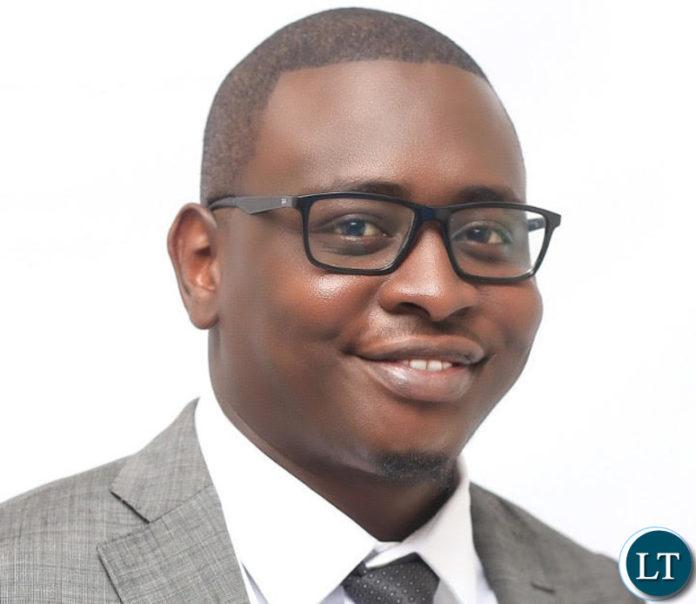 FSD Zambia Communications Manager Eneyah Phiri