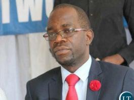 Lusaka Province Permanent Secretary Elias Kamanga