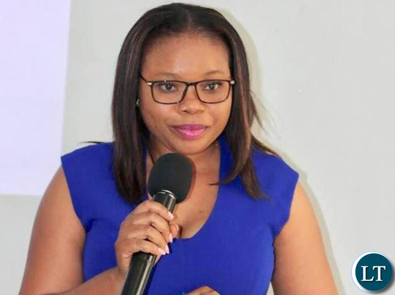 Executive Director Bernadette Zulu