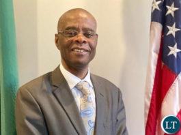 Ambassador Lazarous Kapambwe