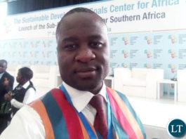 CGN Coordinator David Mvula