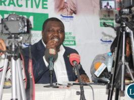 Member of Parliament Raphael Nakacinda