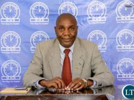 New Hope MMD Spokesperson Dr. Cephas Mukuka