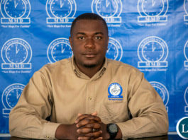 MMD Deputy National Secretary Gregory Mofu