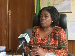 PF National Women Chairperson Jean Kapata