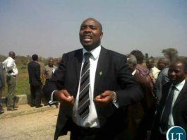 Muchinga Province Minister Malozo Sichone