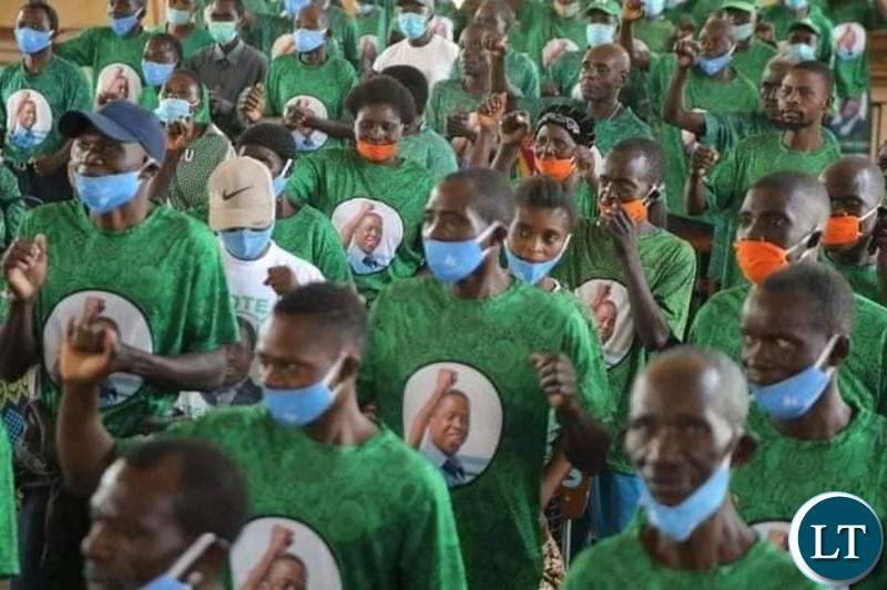 PF holding internal meetings with Party Members