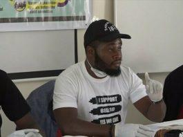 Bill 10 Advocate member Prince Ndoyi