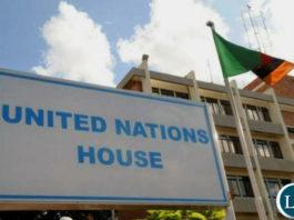 UN House in Lusaka