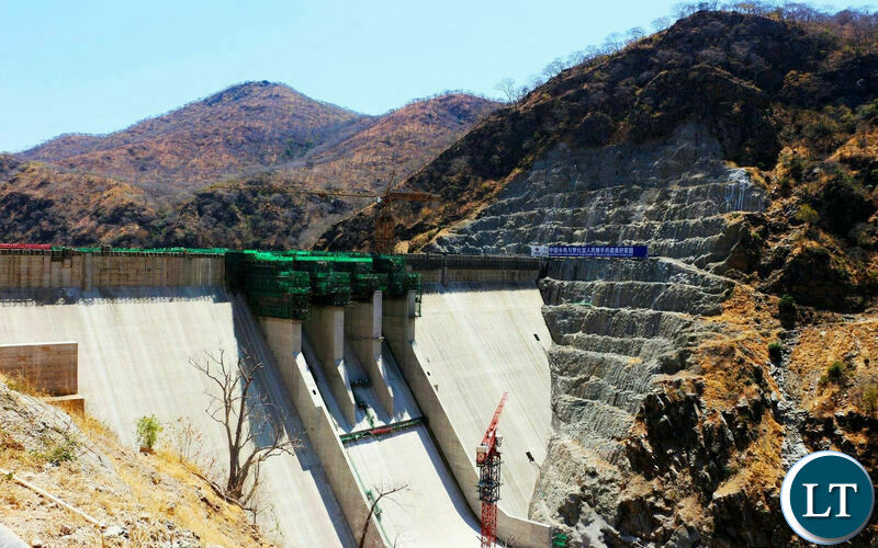 The Kafue Gorge Lower Hydro Power Project