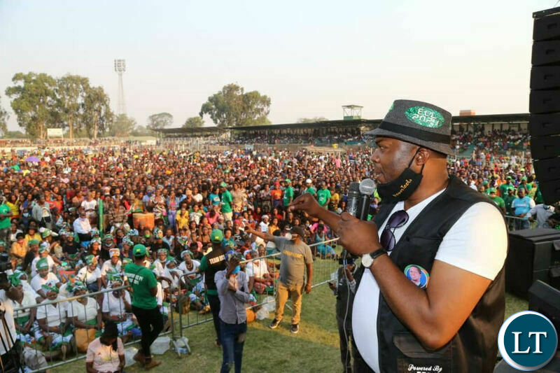 lusakatimes.com - Zambia : Controlling stake in Mining Companies will Guarantee more Jobs-Lusambo