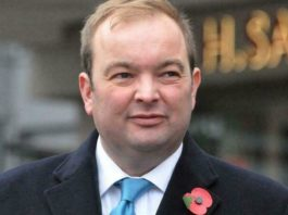 James Duddridge is Minister of State for Africa at the UK Foreign, Commonwealth and Development Office