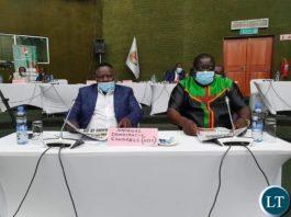 NDC Representatives