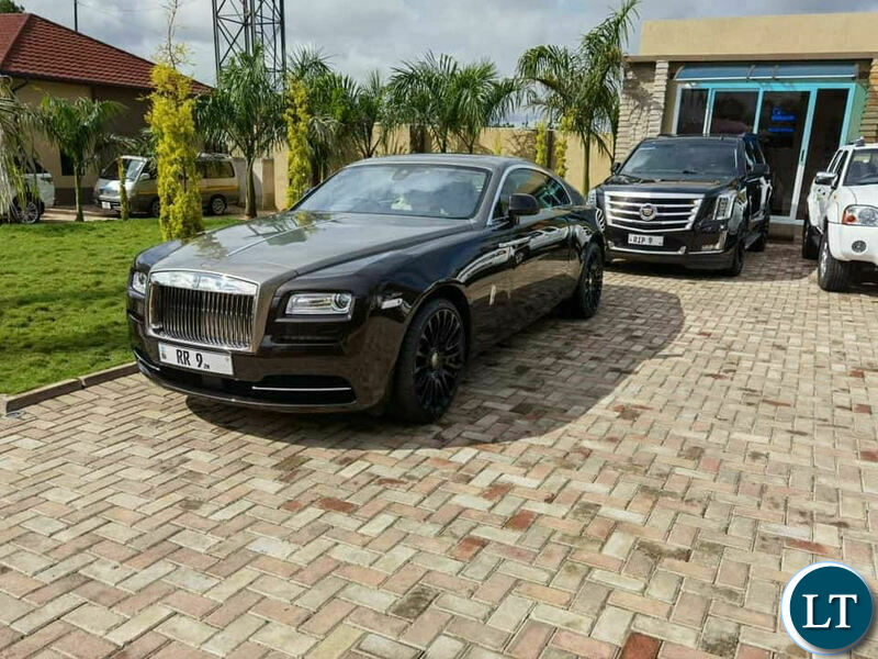 Burma Car Wash owner buys Rolls Royce, reveals that contract for delivery of 46 vehicles not yet signed